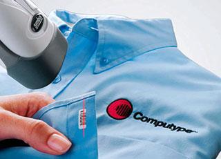 บาร์โค้ดในด้านอุตสาหกรรมเสื้อผ้า (Garment Industry)
