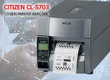 เครื่องพิมพ์บาร์โค้ด Citizen CL-S703 Printer Barcode
