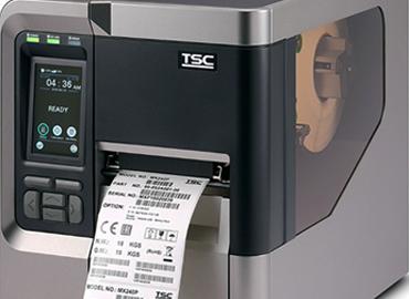 เครื่องพิมพ์บาร์โค้ด TSC MX240P Series Printer Barcode