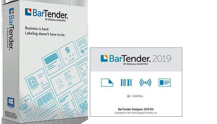 โปรแกรมบาร์เทนเดอร์ (BarTender Software)