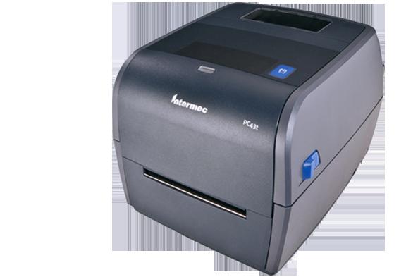 เครื่องพิมพ์บาร์โค้ด Intermec PC43d / PC43t