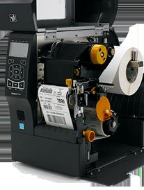 เครื่องพิมพ์บาร์โค้ด Zebra ZT400 Series